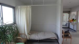 新渋谷館2F静養室